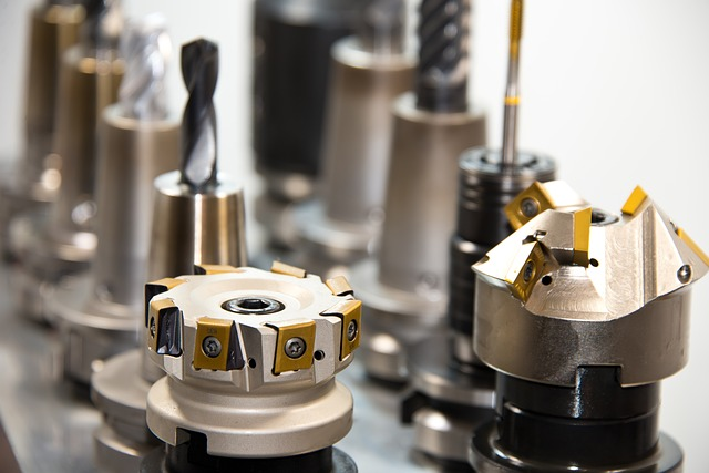 CNC Machine Drills
