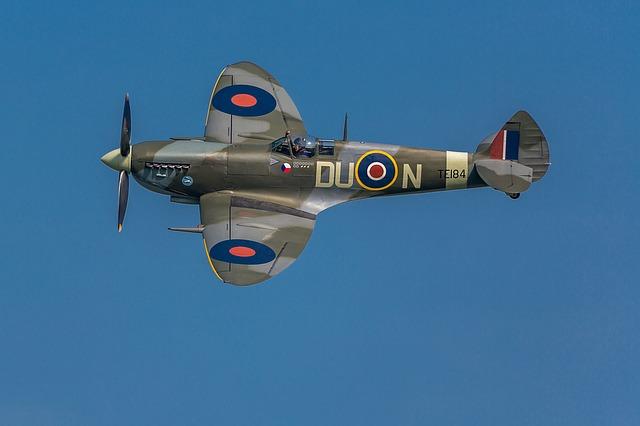 R. J. Mitchell's Spitfire